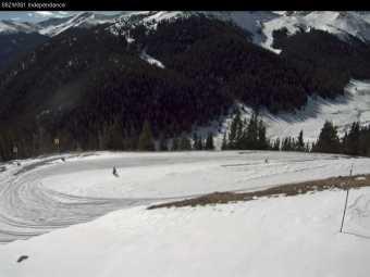 Webcam Indipendence Pass, Colorado