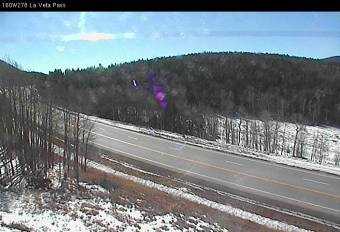 Webcam La Veta Pass, Colorado
