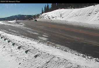Webcam Monarch Pass, Colorado
