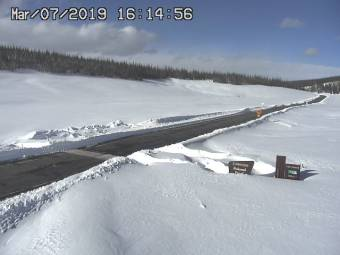 Webcam Spring Creek Pass, Colorado
