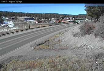 Webcam Pagosa Springs, Colorado