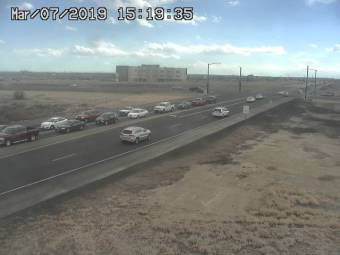US-50 @ CO-45 (LV) Traffic Cam 2