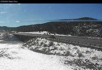 Webcam Raton Pass, Colorado