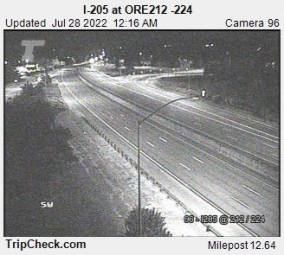 Webcam Clackamas, Oregon
