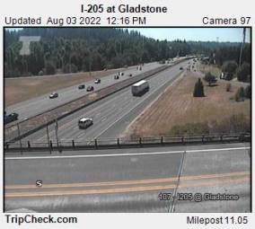 Webcam Gladstone, Oregon