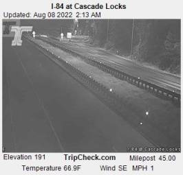 Webcam Cascade Locks, Oregon