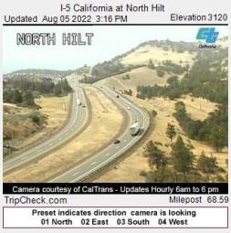 Webcam Hilt, California