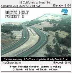 Webcam Hilt, California