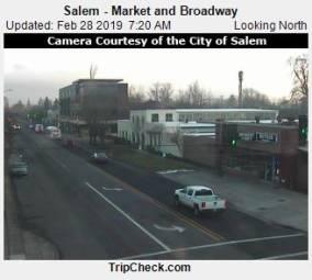 Webcam Salem, Oregon