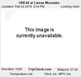 Webcam Camas Valley, Oregon