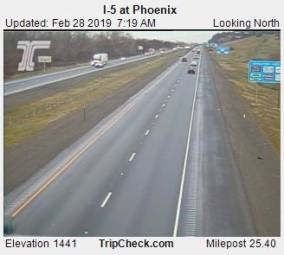 Webcam Phoenix, Oregon