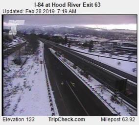 Webcam Hood River, Oregon