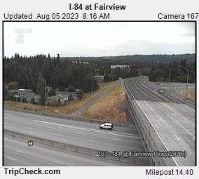 Webcam Fairview, Oregon