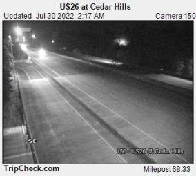 Webcam Cedar Hills, Oregon