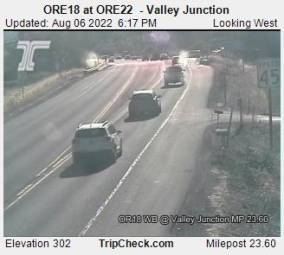 Webcam Valley Junction, Oregon