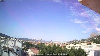 Webcam Javea
