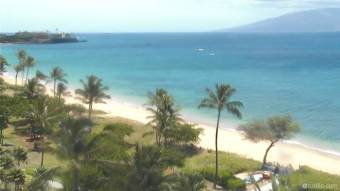 Webcam Kaanapali, Hawaii