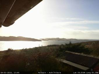 Webcam Achiltibuie