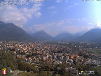 Webcam Domodossola