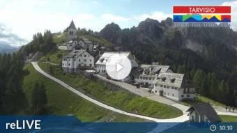 Webcam Monte Lussari