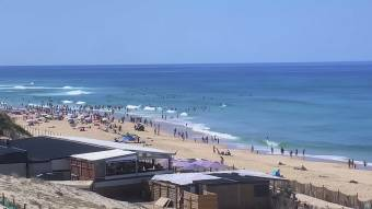 Webcam Biscarrosse