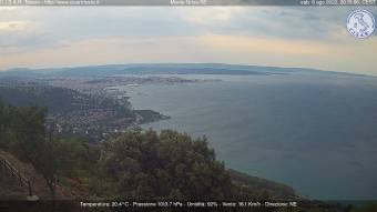 Webcam Trieste