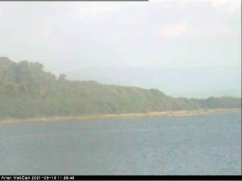 Webcam Brodick