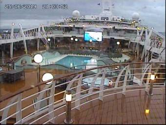 Webcam MSC Preziosa
