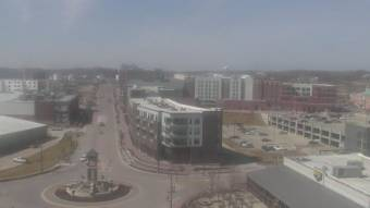 Webcam Coralville, Iowa