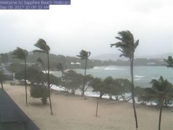 Webcam Smith Bay, Saint Thomas
