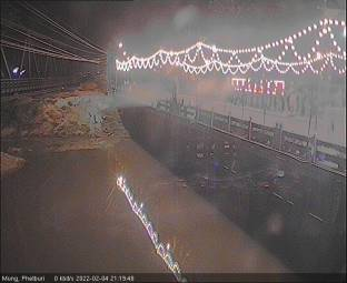 Webcam Phetchaburi