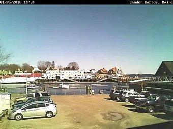 Webcam Camden, Maine