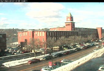 Webcam Manchester, New Hampshire
