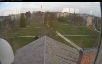 Webcam Middlebury, Vermont
