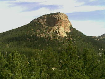 Webcam Pine, Colorado
