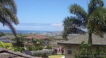 Webcam Wailuku, Hawaii