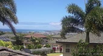 Webcam Wailuku, Hawaii