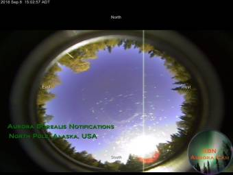 Webcam North Pole, Alaska