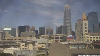 Webcam San Francisco, California