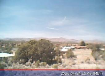 Webcam Los Alamos, New Mexico
