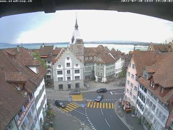 Webcam Zug