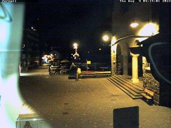 Webcam Zermatt