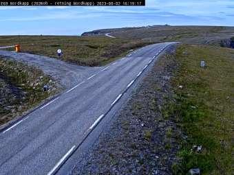 Webcam North Cape