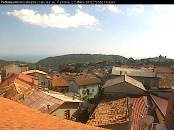 Webcam Petronà