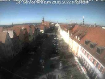 Webcam Neumarkt i.d.OPf.