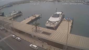 Webcam Trapani