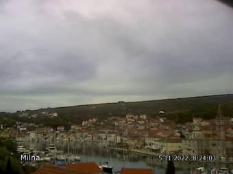 Webcam Milna