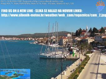 Webcam Rogoznica