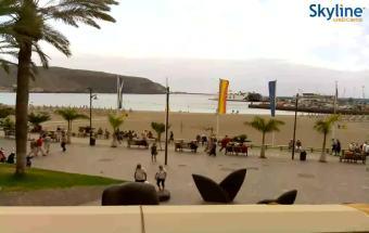 Webcam Santa Cruz de Tenerife