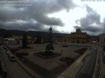Webcam San Cristóbal de las Casas